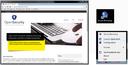Secure Browsing Screenshot